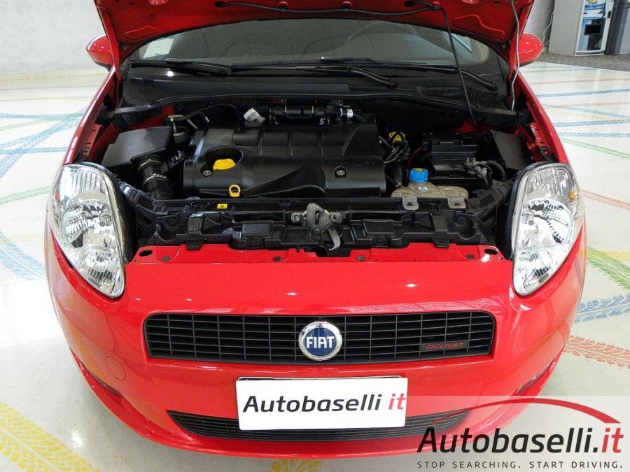 Fiat Grande Punto 1 9 Mjt Sport 130 Cv Climatizzatore