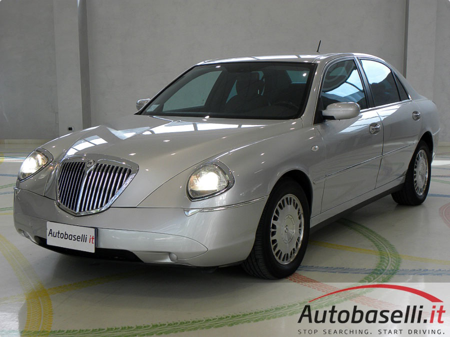 lettore mp3 lancia thesis