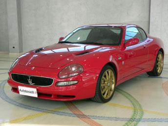 maserati 3200 coupe' gt 370 cv pelle + climatizzatore + sedili reg