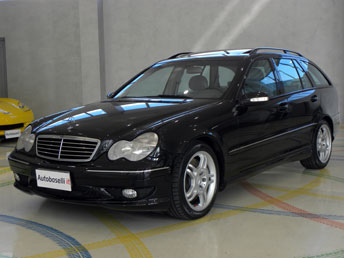 mercedes c30 cdi amg station wagon 231 cv cambio automatico navi pelle tetto telefono. Black Bedroom Furniture Sets. Home Design Ideas