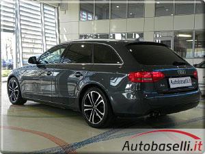 Audi A4 Avant 20 Tdi Advanced S Line Nuovo Mod 143 Cv Navigatore