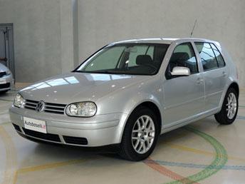 Volkswagen golf 4 1 6i highline 5 porte climatronic for Golf 6 highline accessori di serie