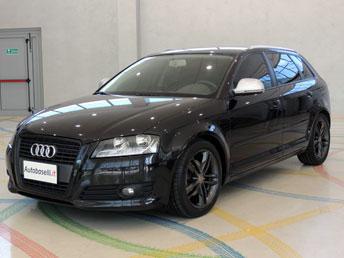 Audi a3 sportback 2009 usata prezzo