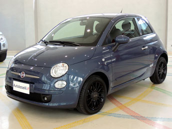 fiat 500 900 turbo twin air 85 cv 150 anniversario pelle. Black Bedroom Furniture Sets. Home Design Ideas