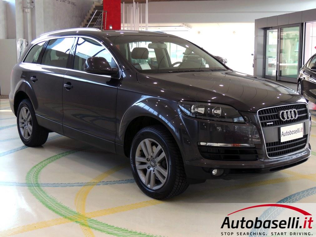 Audi Q7 3 0 Tdi V6 Quattro Tiptronic 233cv Cambio