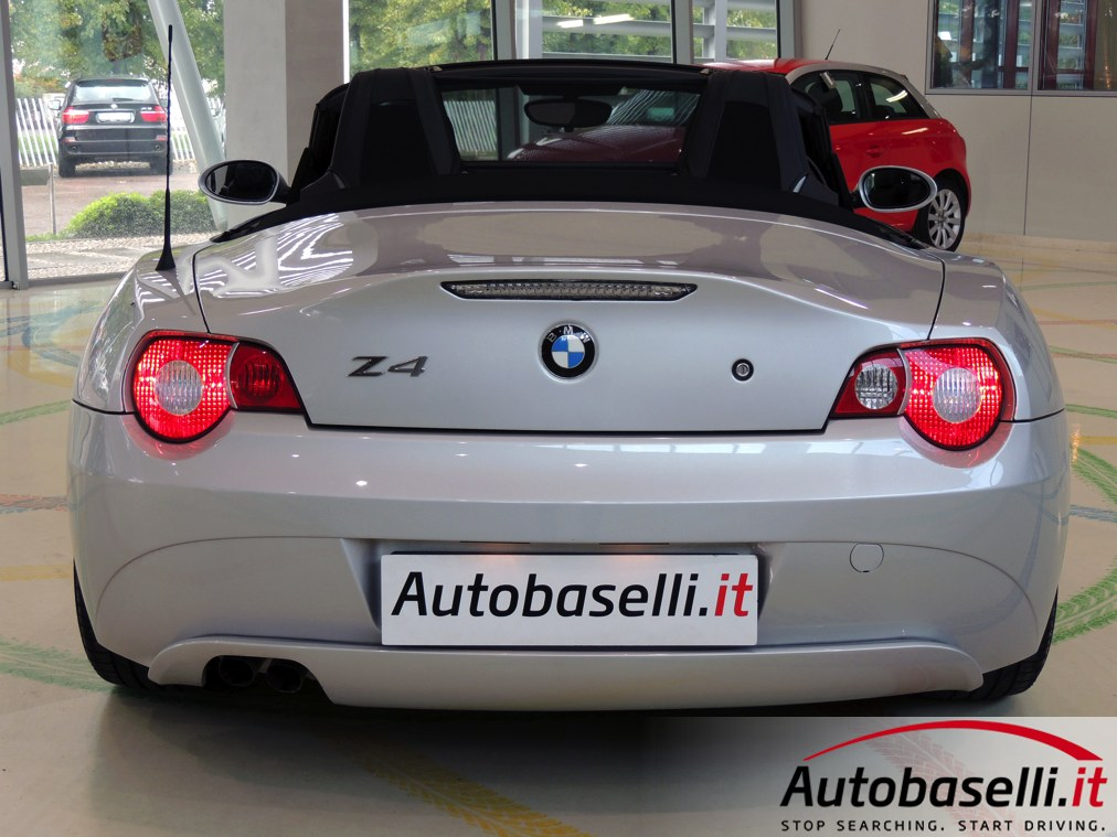 Bmw Z4 Roadster 2 5i Msport Pelle Pacchetto