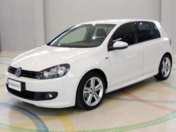 Volkswagen golf vi 1 4 tsi highline r line garanzia for Golf 6 highline accessori di serie
