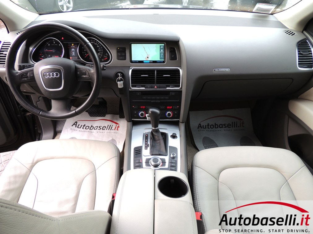 Audi Q7 3 0 Tdi 39 39 Advanced 39 39 Multitronic 7 Posti Cambio