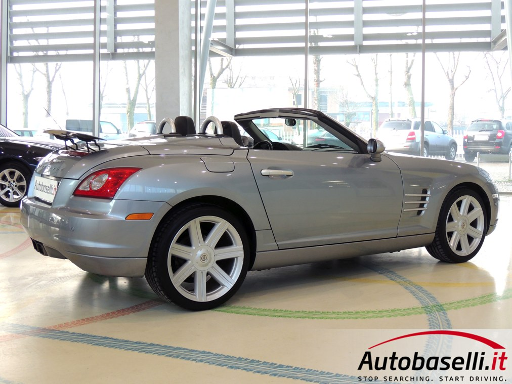 chrysler crossfire roadster 3 2 v6 18v limited automatica. Black Bedroom Furniture Sets. Home Design Ideas
