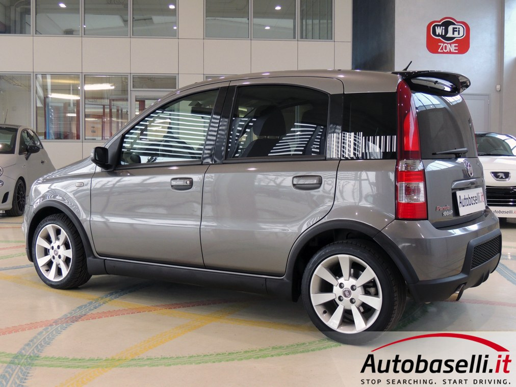fiat panda vendo e cerco usato o nuovo autoscout24 autos. Black Bedroom Furniture Sets. Home Design Ideas
