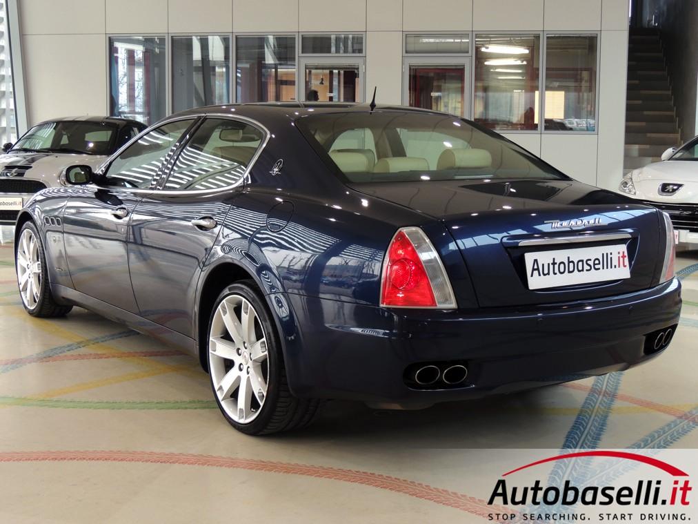 Maserati Quattroporte 4 2 Sport Gt Duoselect Cambio