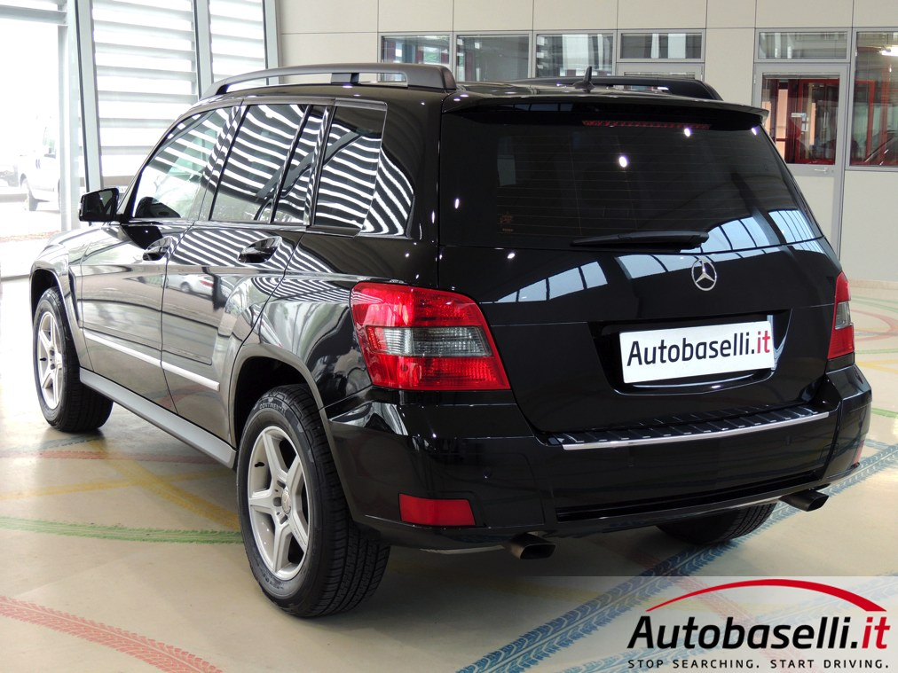 mercedes glk 220 cdi 4matic sport cambio automatico 7g tronic navigatore bluetooth. Black Bedroom Furniture Sets. Home Design Ideas