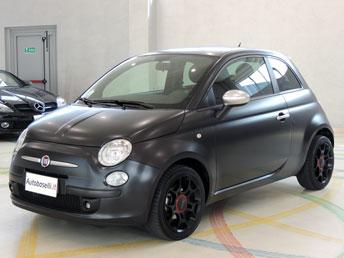 Fiat 500 blackjack occasione