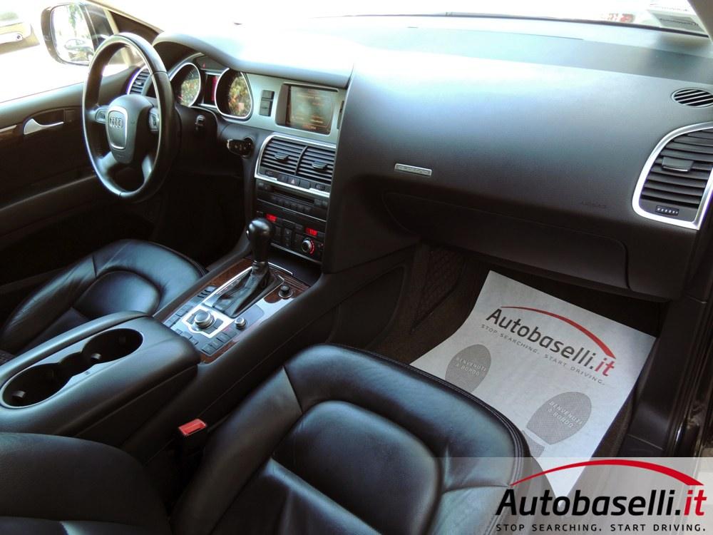 Audi Q7 3 0 V6 Tdi Tiptronic Quattro 240 Cv Cambio