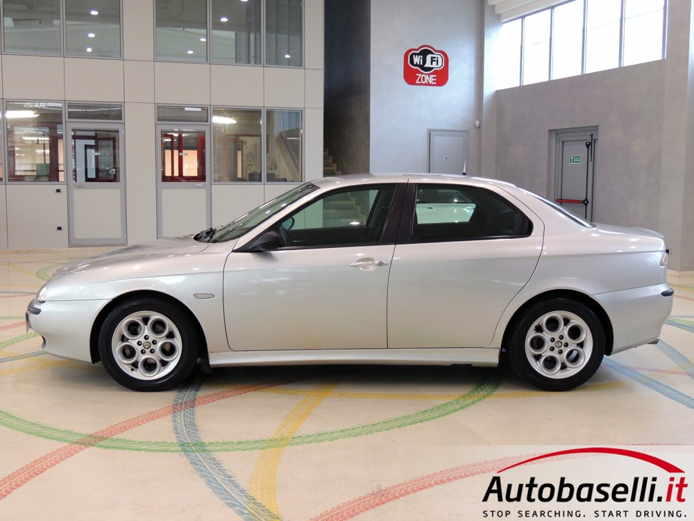 2003 alfa romeo 156 1 8 twin spark related infomation specifications weili automotive network. Black Bedroom Furniture Sets. Home Design Ideas