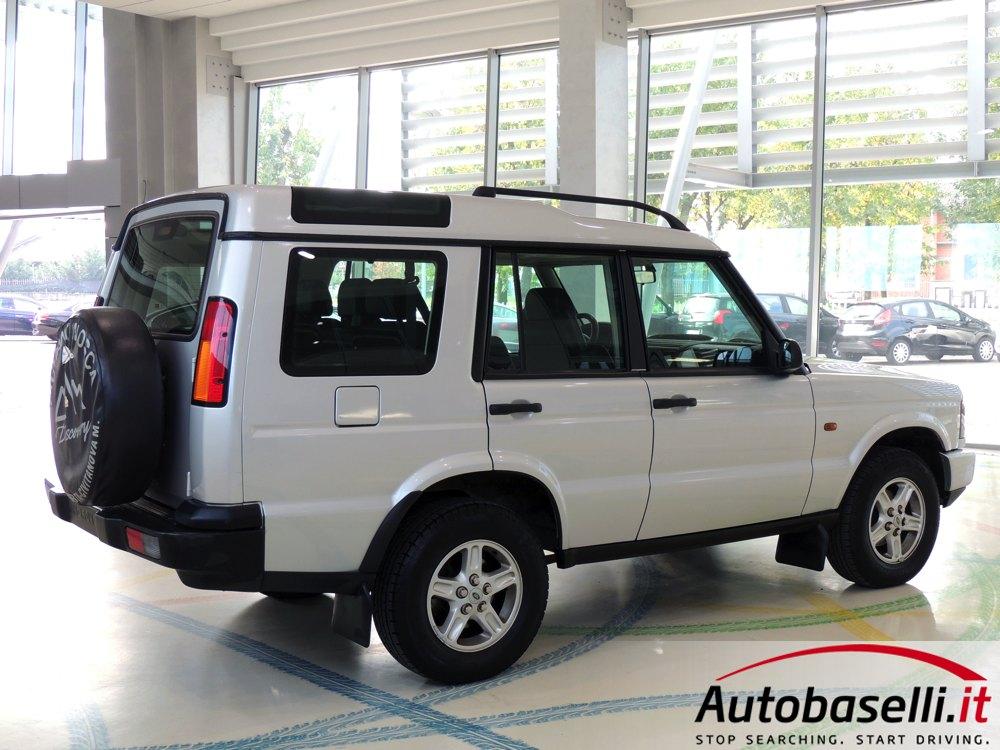 Land Rover Discovery Ii 2 5 Td5 Se Climatizzatore Digitale Bi Zona Radio Cd Cerchi In Lega
