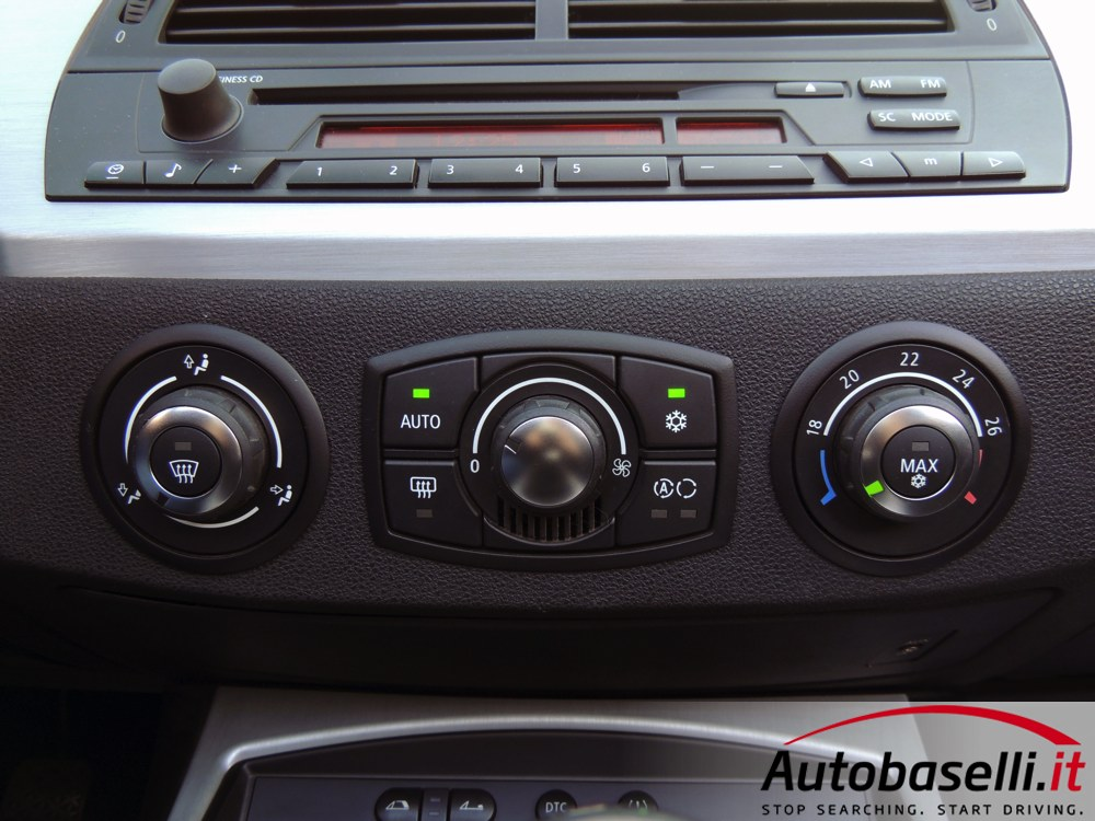 Bmw Z4 Roadster 2 5 Si 218 Cv Interno In Pelle Fari Allo Xeno Climatizzatore Radio Cd