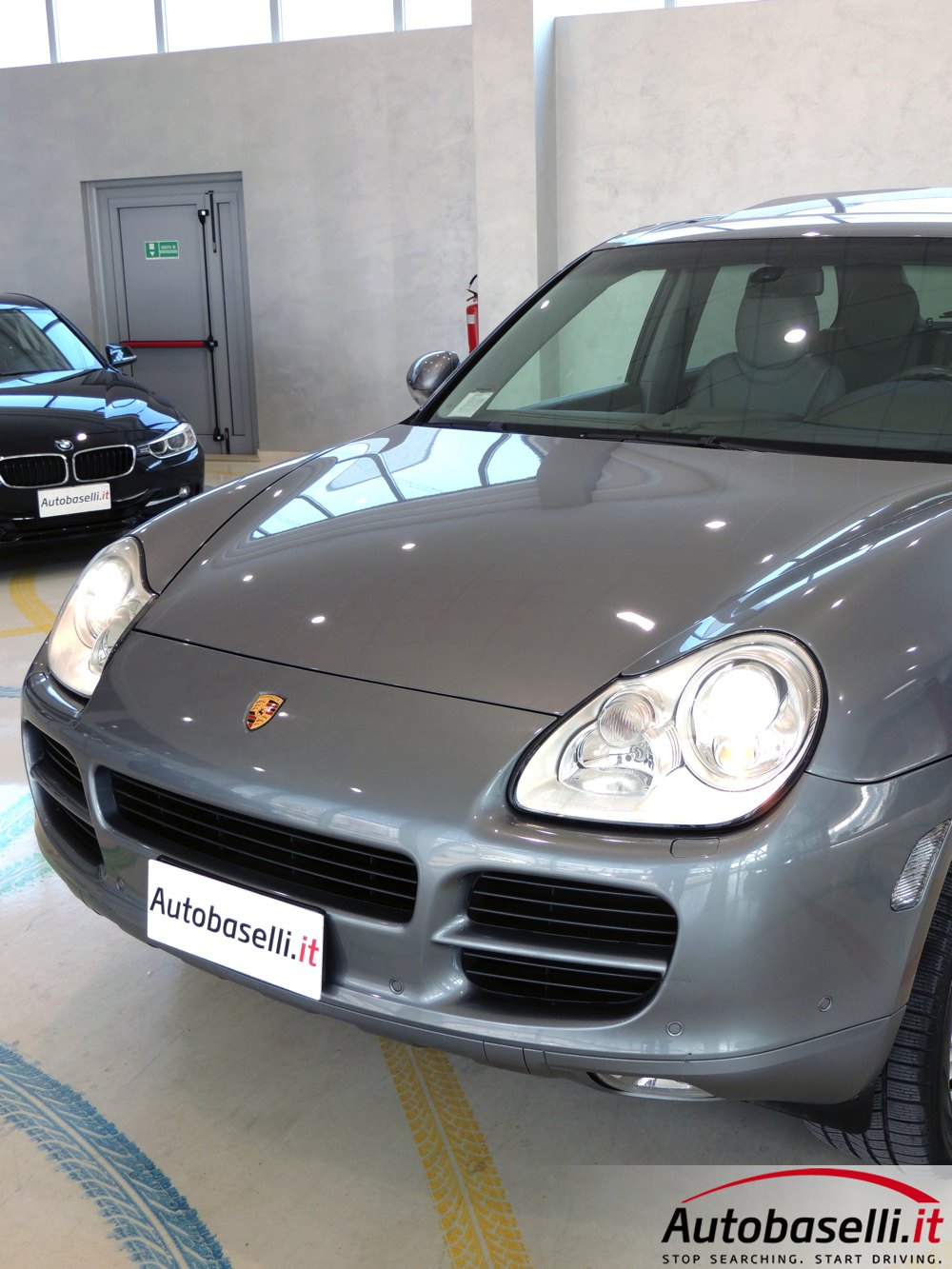 Porsche Cayenne S 4 5 Tiptronic Impianto Gpl 340 Cv Cambio