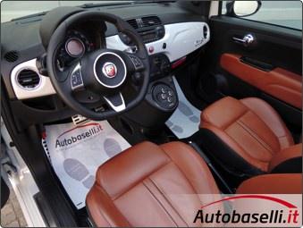 fiat 500 cabrio cambio automatico