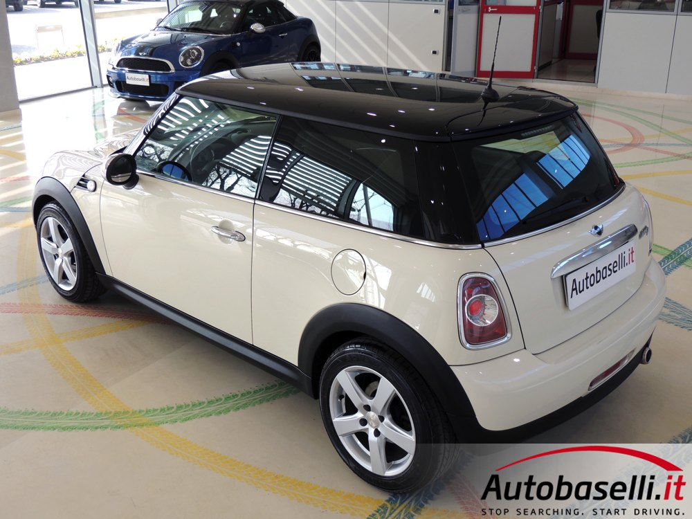 mini cooper 1 6 d 112 cv pelle cruise control. Black Bedroom Furniture Sets. Home Design Ideas