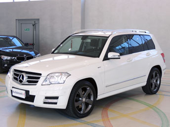 mercedes glk 250 cdi bluefficiency 4matic sport cambio. Black Bedroom Furniture Sets. Home Design Ideas