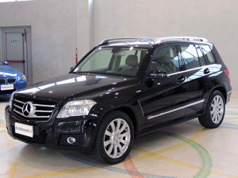 mercedes glk 200 cdi bluefficiency sport navigatore interno in pelle bluetooth tempomat. Black Bedroom Furniture Sets. Home Design Ideas