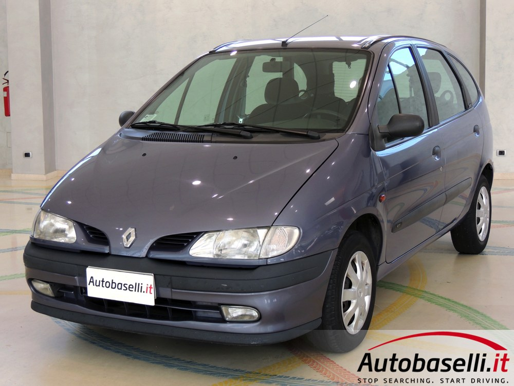 1999 renault scenic 1 6 16v related infomation specifications weili automotive network. Black Bedroom Furniture Sets. Home Design Ideas