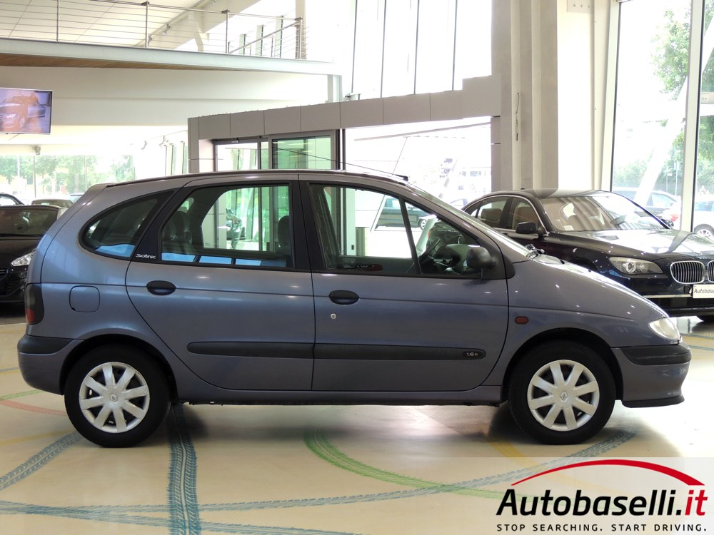 1999 renault scenic 1 6 16v automatic related infomation specifications weili automotive network. Black Bedroom Furniture Sets. Home Design Ideas
