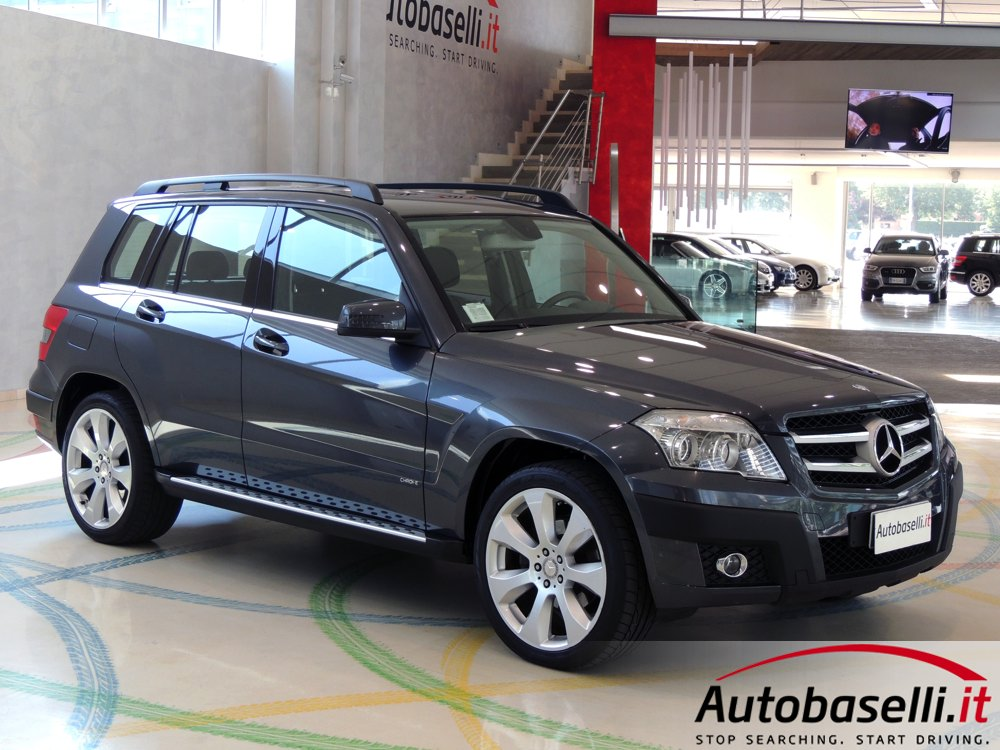 mercedes glk 320 cdi 4matic chrome pack tecnico off road. Black Bedroom Furniture Sets. Home Design Ideas