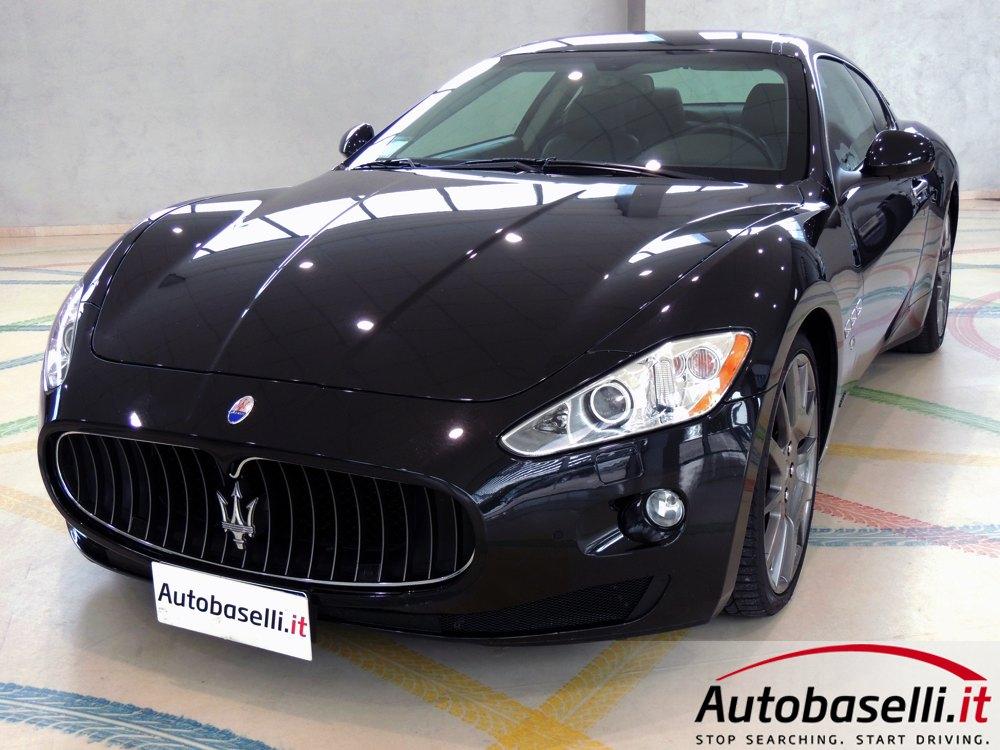 Maserati Granturismo 4 2 405 Cv Cambio Automatico Pad