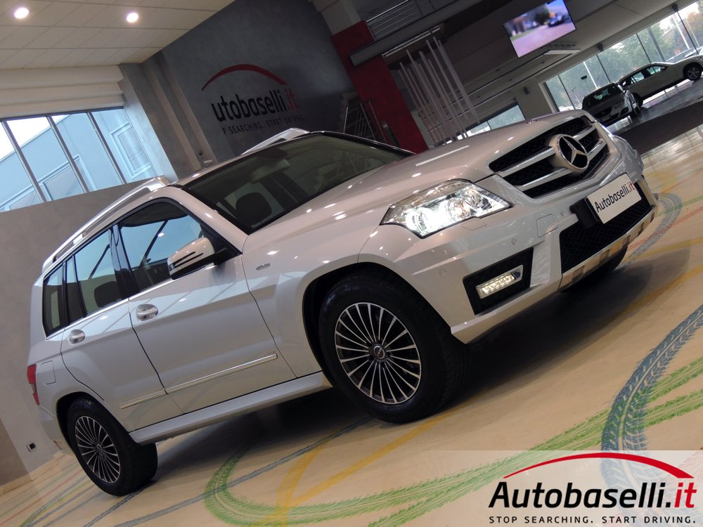 mercedes glk 220 cdi bluefficiency 4matic premium cambio automatico pad direct select fari. Black Bedroom Furniture Sets. Home Design Ideas