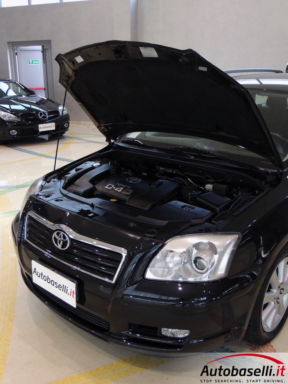 Toyota avensis station wagon 2 0 d 4d fari 39 39 xeno - Auto usate porta portese ...