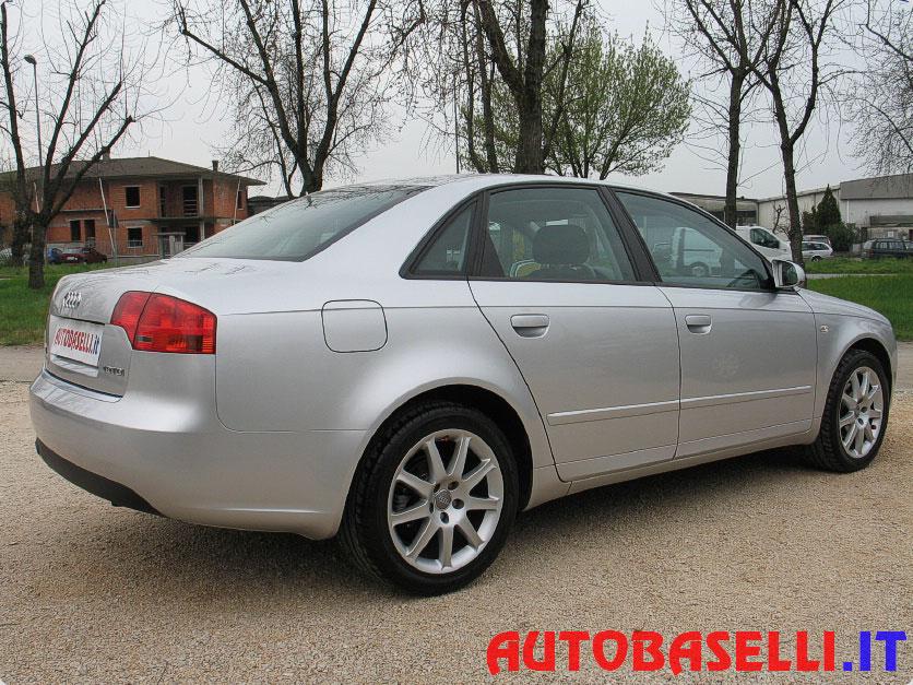 Audi a4 avant 3 0 tdi v6 quattro tiptronic s line for Lunghezza audi a4 berlina