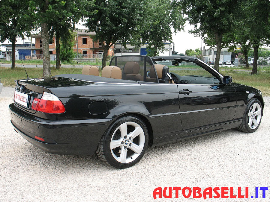 vendo bmw 330 ci cabrio auto design tech. Black Bedroom Furniture Sets. Home Design Ideas
