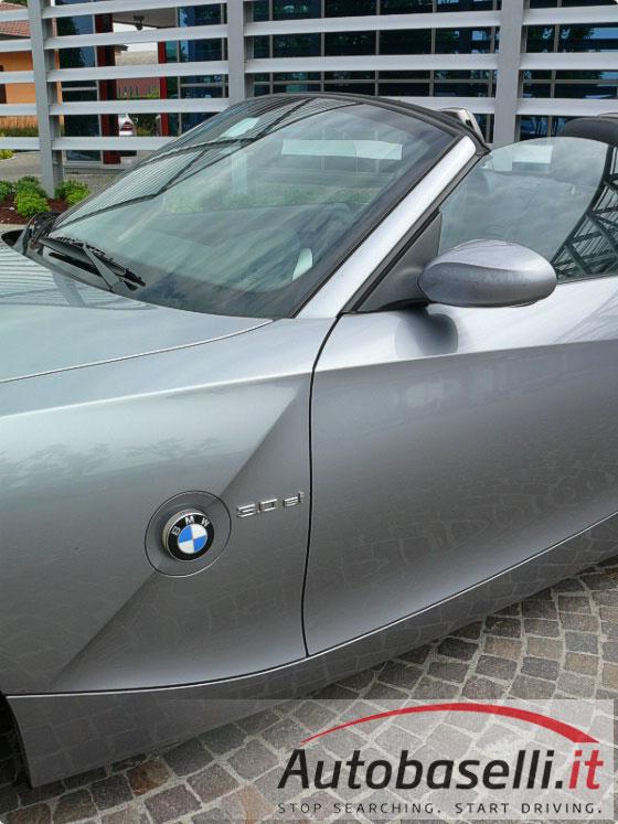 Bmw Z4 Roadster 3 0 Si 265cv Mod Restyling 6m Pelle Pc Cd Dtc Cerchi 18 Cap Elett