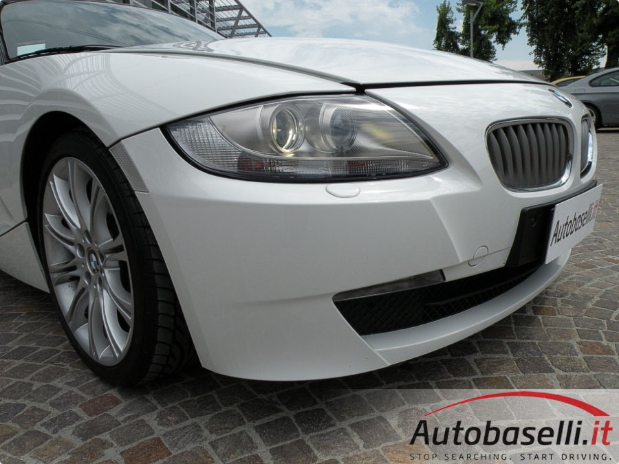 Bmw Z4 Coupe 3 0 Si Garanzia Bmw Steptronic Pelle