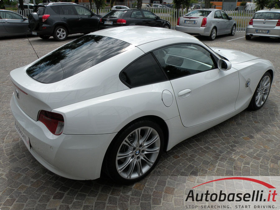 Bmw Z4 Coupe 3 0 Si Garanzia Bmw Steptronic Pelle