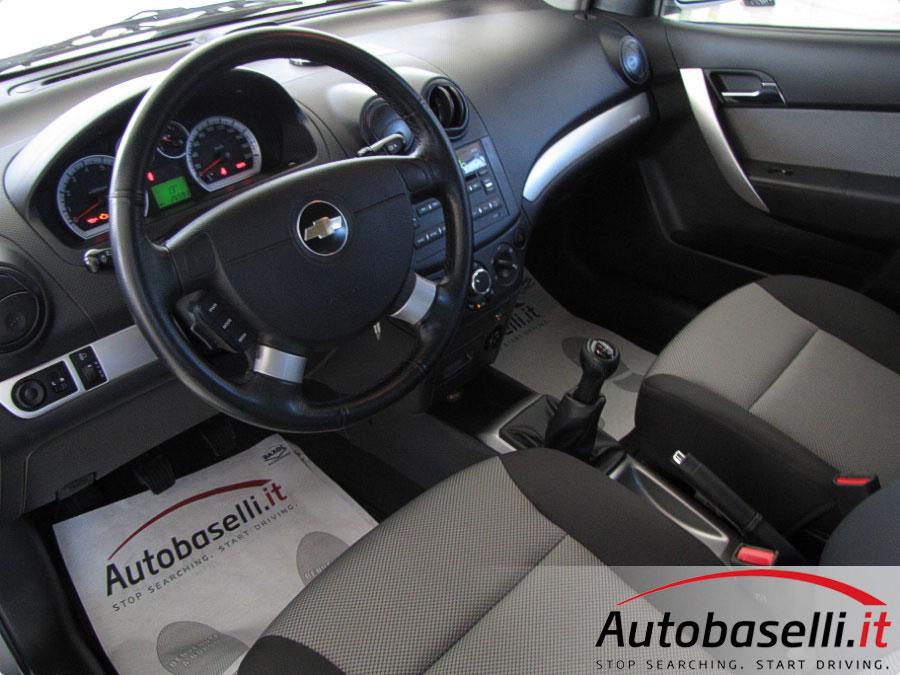 Chevrolet Aveo 2010 Gpl Ide Dimage De Voiture