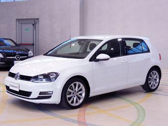 Volkswagen golf vii 1 6 tdi highline bluemotion technology for Golf 6 highline accessori di serie