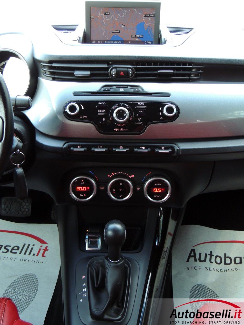 Alfa Romeo Giulietta 2 0 Jtdm Exclusive Tct 170 Cv Cambio