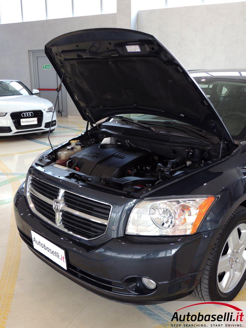 Dodge Caliber 2 0 Td Sxt Leather Interno In Pelle Sedili