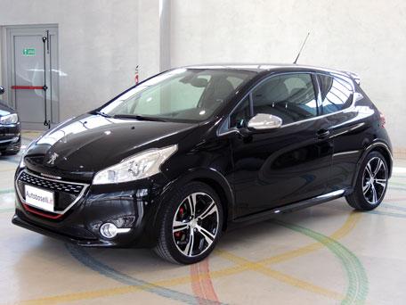 Peugeot 208 1 6 thp 200 cv gti navigatore interno in for Interno peugeot 208