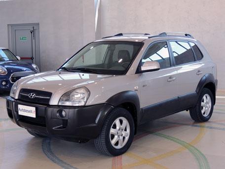 Hyundai Tucson 2 0 Crdi Dynamic 4x4 Automatica Cambio