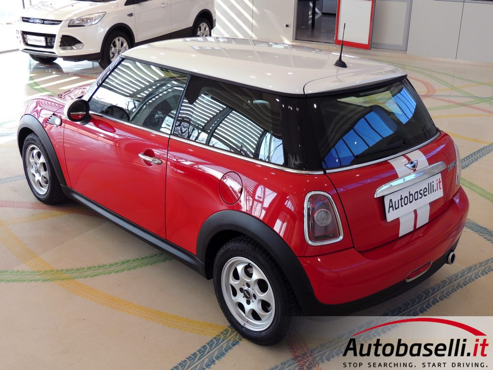 mini cooper 1 6 d chili pelle sedili sportivi cruise. Black Bedroom Furniture Sets. Home Design Ideas