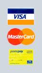 Visa MasterCard PostePay